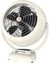 Vornado VFAN Vintage Whole Room Air Circulator, Vintage White