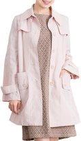 Sweet Mommy Maternity and Nursing Spring Trench Coat L