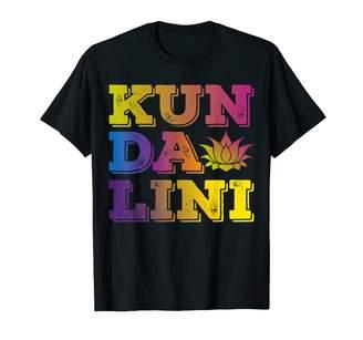 Kundalini Chakra Yoga Meditation Yogi Spirituality Love Gift T-Shirt