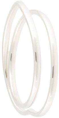 Hermes pre-owned Vertige Coeur bracelet