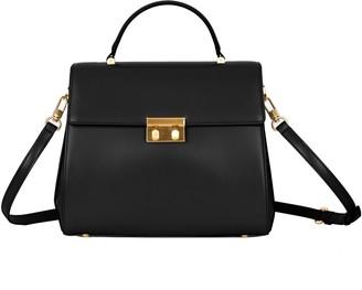 Hr Ny HR NY Leather Briefcase Satchel - Elisabeth