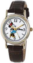 Disney Kids' W000552 Minnie Mouse Cardiff Watch