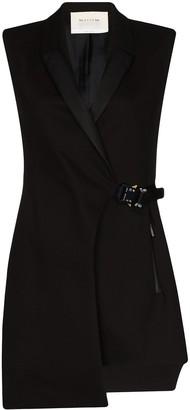 Alyx Tuxedo-Style Mini Dress