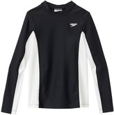 Speedo Unisex UPF 50+ Long Sleeve Rashguard (7yrs16yrs) - 8126395