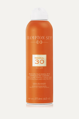 Hampton Sun Spf30 Mineral Mist Sunscreen, 6oz
