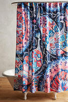 Anthropologie Celia Shower Curtain