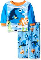 "Disney Finding Dory Baby Boys' ""Afternoon Swim"" 2-Piece Pajamas"
