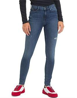 Tommy Hilfiger Mid Rise Skinny Nora Jean