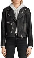 AllSaints Milne Vintage Biker Jacket