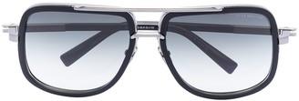 Dita Eyewear Mach square-frame sunglasses