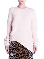 Stella McCartney Woolen Jumper with Asymmetric Hem