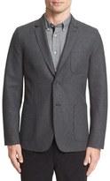 Rag & Bone Men's Fielding Deconstructed Wool Blend Blazer