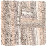 Missoni knitted scarf - women - Acrylic/Polyester/Wool - One Size