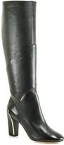 Diane von Furstenberg Grace - Tall Leather Boot