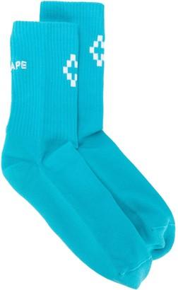 Marcelo Burlon County of Milan 'Escape' socks