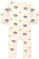 Parade Organics Organic Baby Long Sleeve Romper (3-6 Months, )