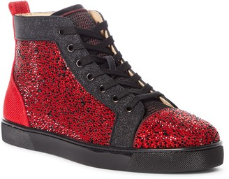 Christian Louboutin Louis Orlato High Top Sneaker