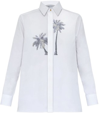 My Pair Of Jeans Playa Embroidered Shirt
