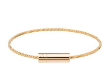 Le Gramme 18kt Yellow Gold Bracelet