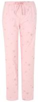 George Fleece Star Print Pyjama Bottoms