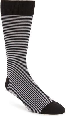 Nordstrom Ultra Soft Stripe Socks