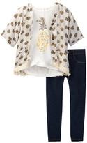 Jessica Simpson Shirt, Tee, & Pant Set (Toddler Girls)