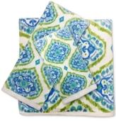 "Dena Tangiers 16"" x 28"" Printed Cotton Hand Towel"