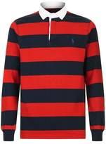 Ralph Lauren Striped Rugby Shirt