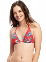 Old Navy Triangle String-Bikini Top for Women
