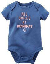 Carter's Baby Boy Family Slogan Bodysuit