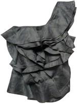 Isabel Marant Black Silk Tops