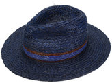 Paul Smith woven trilby - men - Straw - S