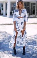 Beginning Boutique Ma Fleur Maxi Dress