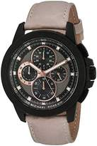 Michael Kors Men's Ryker Black Watch MK8520