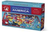 Crocodile Creek Discover America Puzzle