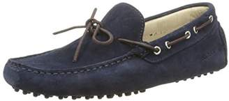 Kost Men's Tapalo Loafer Flats Blue Size: 8