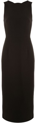 Rebecca Vallance Baci bow mini dress