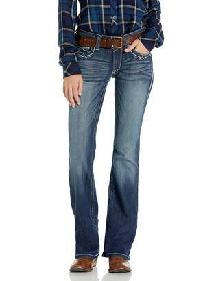 Ariat Women's Women's R.E.A.L. Boot Cut Entwined Jean