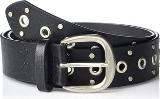Jessica Simpson Women's Leather Belt