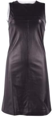 Belstaff Black Leather Dresses