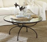 Pottery Barn Willow Coffee Table