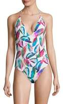 Onia Nina One-Piece Swimsuit