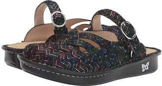 Alegria Freesia (Ric Rack Rainbow) Women's Shoes