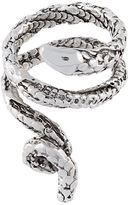 Aurelie Bidermann 'Asclepios' snake ring