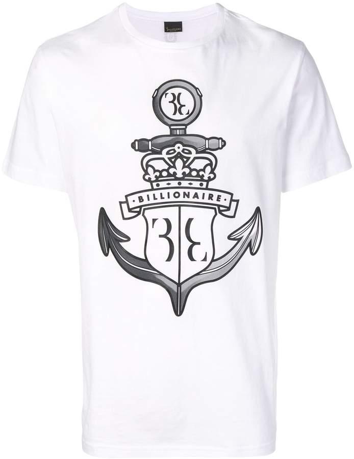 Billionaire Crown T-shirt