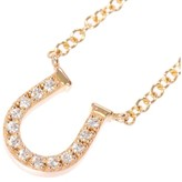 Tiffany & Co. 18K Pink Gold with 0.03ct Diamond Necklace