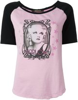 Roberto Cavalli 'Harlow' T-shirt - women - Cotton - 40
