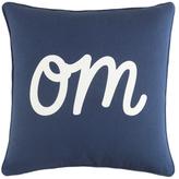 Artistic Weavers Glyph Om Pillow