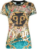 Philipp Plein multi print T-shirt - women - Polyester - XS