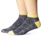 Nautica Men's 2 Pack Classics Dress Casual Low Cut Socks
